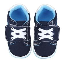 2017 baby boy shoes Infant First Walkers Cotton Shoes Sneaker Soft Shoes for boy girls(China)