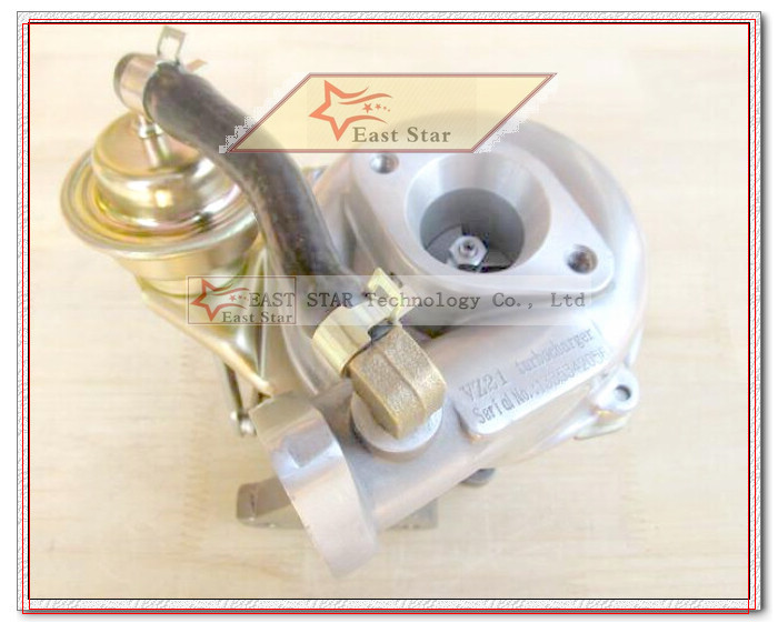 RHB31 VZ21 13900-62D51 Turbo Turbocharger For SUZUKI Jimny mini Car 500-660cc; MOTORCYCLE QUAD RHINO 70HP-120HP (5)