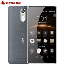 "5.7""HD Leagoo M8 Mobile Phone Android 6.0 2GB RAM+16GB ROM MT6580A 13MP 3500mah Fingerprint ID Movie Music Smartphone"