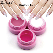 Verntion brand lucky UV Builder Gel Soak Off Strong Extension UV Nail Gel Candy Jelly UV Gel 3 Colors Gel for Choice