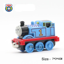 Thomas& Friends-Thomas  Locomotive Diecast Metal Train Toys  Toy Magnetic Models Toys For Kids Children Xmas Gifts