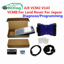 Newest V143 JLR VCM Professional Diagnostic Tool VCMII Replace For JLR SDD VCM VCM2 Scanner Special For Land Rover/For Jaguar