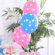 New 10pcs/lot 12inch 3.2g/pcs Latex Balloon Multi Colors Pearl Celebration Party Wedding Birthday Decoration Balloon supplies 6z(China)