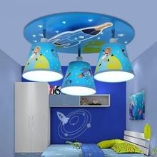 boys room lighting. eye care children room ceiling lights boy led bedroom light creative cartoon rocket ship kindergarten lighting lu718116 boys v