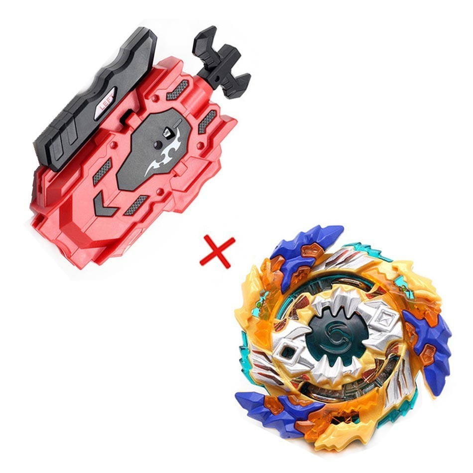 Beyblade Burst B-125 04 Without Launcher /& Box Metal Fusion God Spinning Top