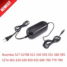 22.5V 1.25A Power Adapter Charger for irobot Roomba 527 52708 521 530 550 551 560 595 527e 601 620 630 650 655 660 760 770 780(China)