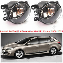 for RENAULT MEGANE III Grandtour (KZ0/1) 2008+2015Front bumper light Original Fog Lights lamp Halogen car styling1SET.8200074008