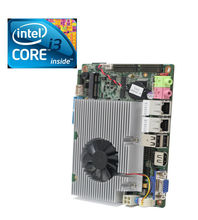 HM77 Car PC mainbaord thin client motherboard with i3-3110m integrated processor