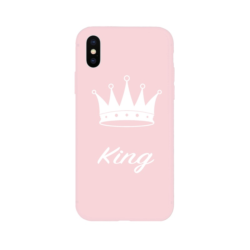 PINK TPU KING CROWN