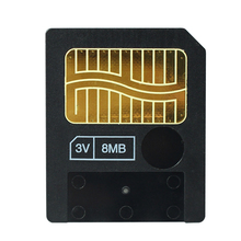 8MB SM flash memory card Old camera SmartMedia device storage Smart Media Card(China)