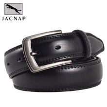 Buy 100% cowhide genuine leather belts men brand Strap male pin buckle fancy vintage jeans cintos for $8.29 in AliExpress store