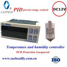 ZL-7802AL,12VDC,PID temperature controller,temperature&humidity controller,Multifunctional Automatic Incubator,incubator,ilytech(China)