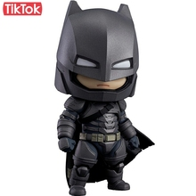 Nendoroid Batman v Superman Dawn of Justice Bat Man Justice Edition 628 Cartoon Toy PVC Action Figure Model Doll Gift(China)
