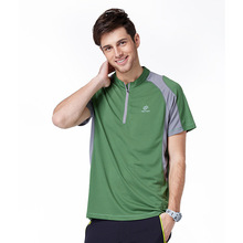 2016 summer men Tennis shirts male breathable anti-sweat Table Tennis clothes cool pingpong t shirt Jerseys uniform TS5005