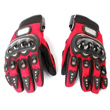 Tactical Motorcycle Bike Bicycle Full Finger Protective Gear Racing Gloves Performance Racing Accessories & Parts