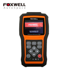 Foxwell NT500 Auto Diagnostic OBD2 Reader Scanner ABS Airbag Oil Light DPF SAS EPB Reset Tool For VW Audi Skoda Seat OBD 2 OBDII