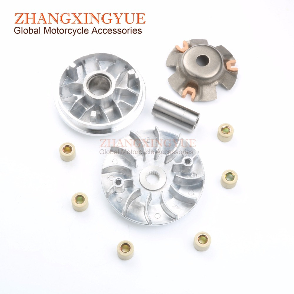 High Performance Racing Front Clutch Variator GY6 150cc 157QMJ Chinese Scooter