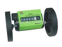 Meter Counter Rolling Wheel Mechanical Length Counter
