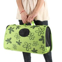 M Size Carry Bag Sweet Cute Pet Home Dog Cat Puppy Rabbit Pet Carrier Bag House Pet Travel Bag
