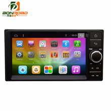 Bonroad Newest Android 6.0 1G-2G Ram+16GB Rom Car DVD Video Player For Hilux Auto radio Quad Core Audio Radio GPS Navigation