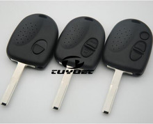 1 2 3  Button Remote Key Shell for Buick Royaum for Chevrolet Holder for GM Pontiac Car Key Blanks Case