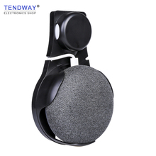Tendway Google Home Mini Mount Holder Stand Wall Outlet Hanger Wire Wrapper Plug Mount Speaker Stand Acessories