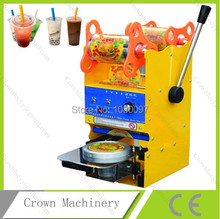 Manual Plastic Cup sealer machine for sale