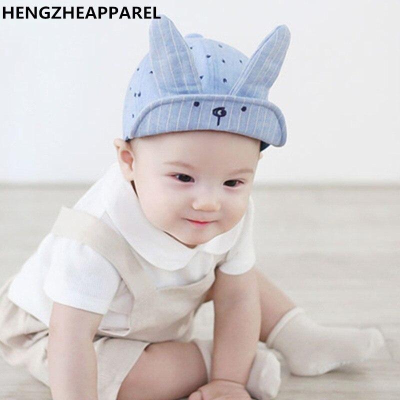 High quality cotton Cartoon star bunny lemon PIPE kids Boys Girls baseball Hat Caps Gorras planas cosplay summer spring beanies