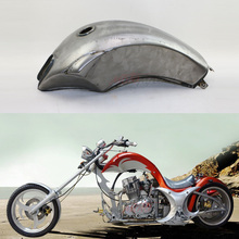 Big dogs Fuel Tank MOTORCYCLE FUEL TANK NEW MOJAVE CAFE RACER FUEL TANK BLANK IRON TANK + FILLER CAP(China)