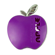 Auto Car Air Freshener Clip Perfume Comfort Outlet Diffuser For Car Vehicle Home purple(China)