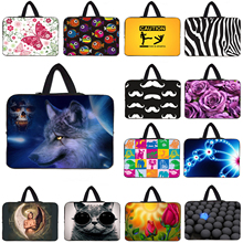 Tablet Cases 10 9.7 Inch Soft Fashion Cover Bags 10.1 13 12 14 15 17 Inch Neoprene Handbag Laptop Cases For Sony Asus Toshiba HP