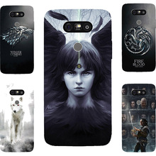 Game Of Throne House Stark Painting Case For LG G5 SE Lite H850 VS987 H820 LS992 H830 US992 H860N H840 H845 Phone Printed Cover