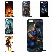 For HTC One M7 M8 M9 A9 Desire 626 816 820 Google Pixel XL One plus X 2 3 Cool League of Legends LOL Game Poster Phone Case