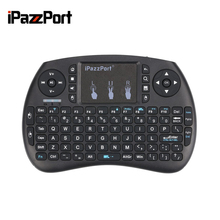 iPazzPort KP21S English Version Fly Air Mouse Wireless Multifunctional Keyboard Touchpad Application For Laptop Tablet Desktop(China)