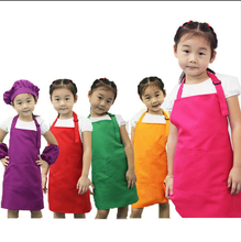 Enipate Cute Kids Children Kitchen Baking Painting Apron Baby Art Cooking Craft Bib New