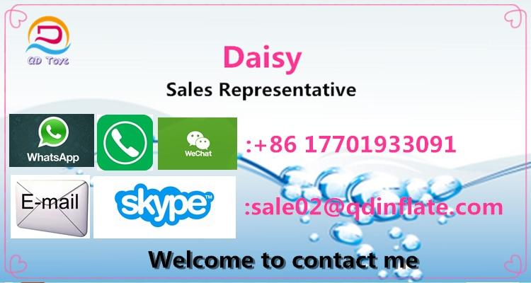 contact daisy
