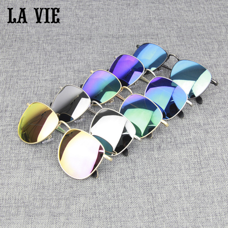 LA VIE Fashion Multicolour 2017 Mercury Mirror Glasses Men Sunglasses Men Male Coating Sunglass Pilot Round gafas de sol #L3253<br><br>Aliexpress