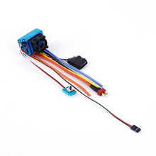120A Sensored Brushless ESC Speed Controller for 1/16 1/10 1/12 RC Car Crawler