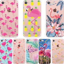 Buy phone cases love Flamingos Clear soft silicon TPU fundas coque capa case cover Apple iphone 7 7plus 5S SE 6 6S 6plus 6Splus for $2.27 in AliExpress store