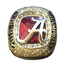 Newest 2016 Alabama Crimson Tide SEC Football Championship Rings For Fans