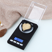 Buy 50g/0.001g Jewelry Scale LCD Digital Lab Weight Milligram Scale Medicinal Herbs Use Portable Precision Mini Electronic Scales for $16.88 in AliExpress store