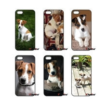 Dog Jack Russell Terrier For iPod Touch iPhone 4 4S 5 5S 5C SE 6 6S 7 Plus Samung Galaxy A3 A5 J3 J5 J7 2016 2017 Case Cover(China)