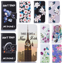 Case For Apple iPhone 5S 6/6S Plus 7/7 Plus iPod Touch 6g Case Fashion Pattern PU Leather Wallet PU Leather + Silicon TPU Cover