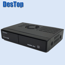 Genuine HEROBOX EX2 HD DVB-S2 Satellite Receiver HD Linux Enigma2 S BCM7362 Dual processor 512MB DDR3 Free Shipping 2pcs/lot(China)