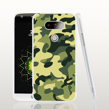 14574 Camouflage Military camo cell phone protective case cover for LG G5 G4 G3 K10 K7 Spirit magna