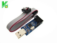 1pcs  USB ISP Programmer for ATMEL AVR ATMega ATTiny 51 AVR Board ISP Downloader