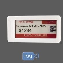 RFID tags electronic shelf labels can be recycled electronic tags(China)