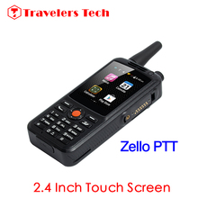 ALPS F22 Dual SIM 3G WCDMA Zello PTT Walkie Talkie Mobile Phone 3500mAh 2.4Inch Touch Screen 512MB RAM 4GB ROM Android 4.4