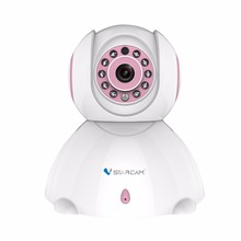 Video Baby Monitor 720P HD Wireless Security IP Camera wifi Wi-fi Night Vision CCTV Audio Recording Surveillance Network Indoor