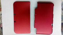 Separate Protective Aluminum Metal Shell Case Cover For New 3DS XL LL Console Repair Parts